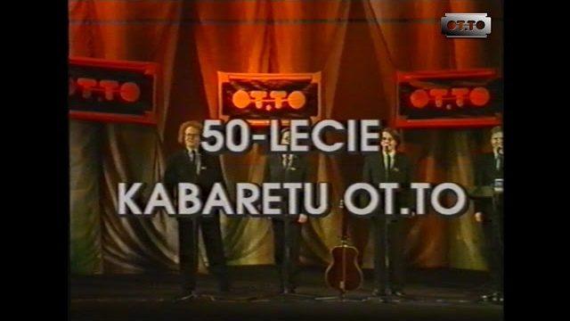 50-lecie Kabaretu OT.TO (1994) VHS