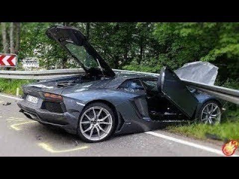 #6 Śmieszne i szokujące wypadki samochodów! Koniecznie musisz to zobaczyć! [Śmieszne filmiki 2018]