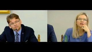 CAŁOŚĆ! Start od 34 minuty! M.WASSERMANN vs S.Langowski – kierownik II Działu Kontroli Podatkowej