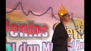 Drama Kabaret Cinderella SMP & MA Nurul Huda, Seru banget!!!