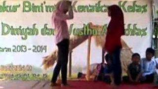 "Drama Kabaret Islami Lucu ""Cincau Itok dan Iting"""