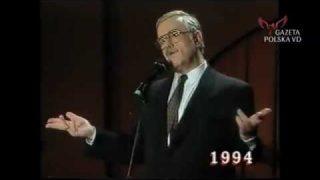 Jan Pietrzak – Kabaret pod Egidą – 1994r.