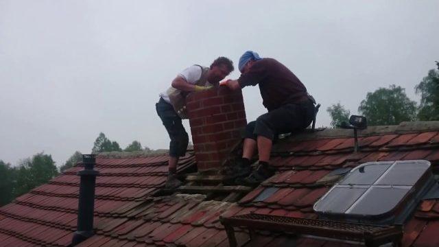 █▬█ █ ▀█▀ Janusze budownictwa # 2 czyli śmieszne wypadki na budowie  (IDIOT AT WORK, idioci w pracy)
