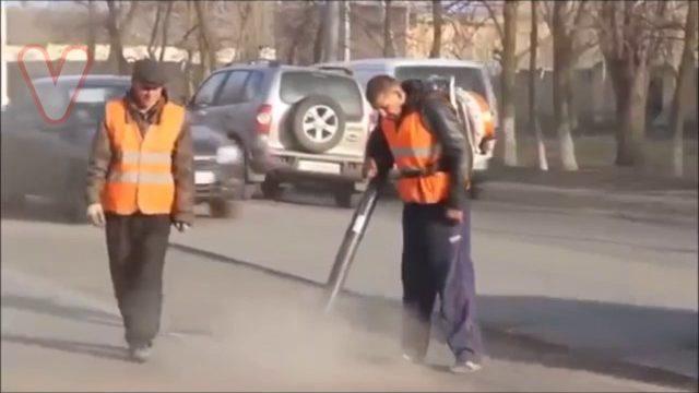 Janusze Budowy | Śmieszne wypadki przy pracy #1
