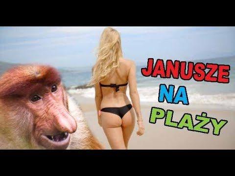 Janusze Plażowania Plaży Beach FAIL Compilation || Śmieszne Filmy 2018 #16