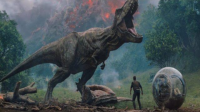 Jurassic World: Upadłe królestwo Lektor PL cały film