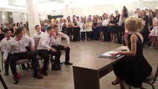Kabaret 2016 Studniówka Zespół Szkół nr. 4 w Jaśle