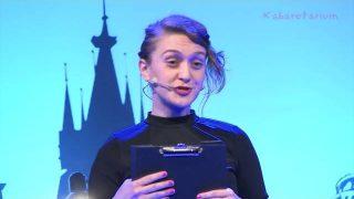 Kabaret A Jak! podczas konkursu finałowego o Grand Prix 32 EDF PAKI.