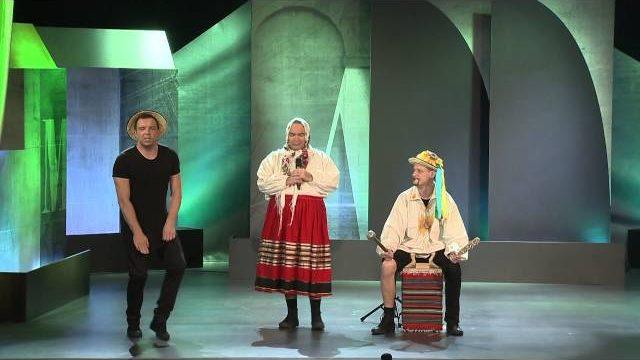 Kabaret Ani Mru-Mru – Piosenka ludowa (Official HD, 2014)