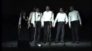 """Kabaret """"Drugi Garnitur"""" 1990"""