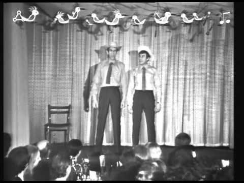 ♥♥♥♫ Kabaret Dudek – Ballada o dzikim zachodzie