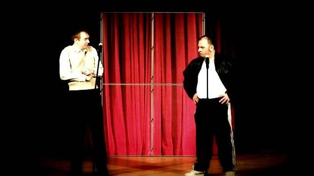 kabaret Grzegorz Halama Oklasky ŻULE I BANDZIORY 2012 [cały program]