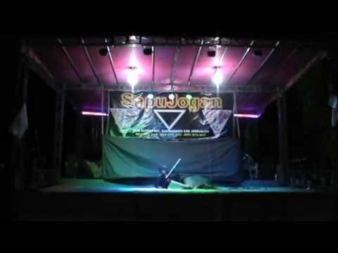 kabaret karya SapuJogan kembang latar perjuangan