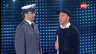 Kabaret Młodych Panów – Policjanci i Obcokrajowcy (HD)