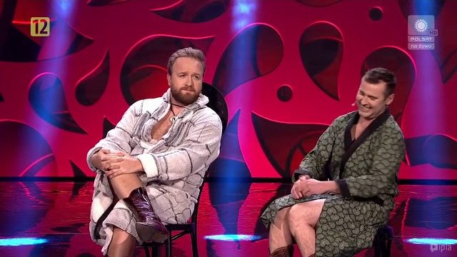 Kabaret na żywo: Kręcimy hita – Porno