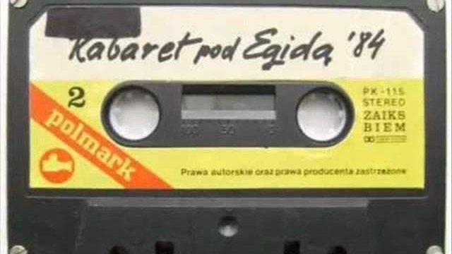 Kabaret pod Egidą – 1984 (cały występ)