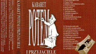 Kabaret Potem i przyjaciele – kaseta audio 1998