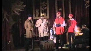 Kabaret Potem  Tam i z powrotem – ostatni występ