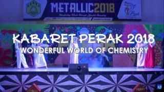 KABARET – WONDERFUL WORLD OF CHEMISTRY