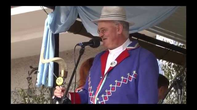 Kaszubskie Kawały Cz 1 XVIII Festyn Kultury Kaszubskiej i Religijnej Gościcino 2012