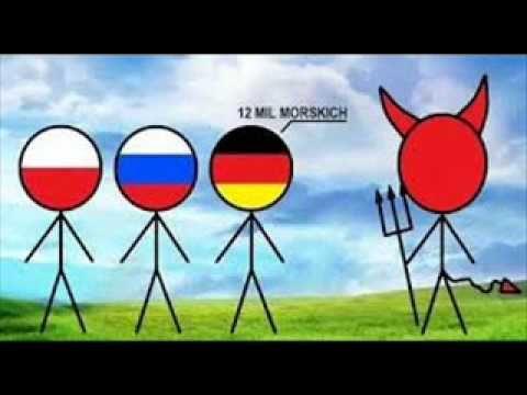 kawały o Polaku, Rusku i Niemcu