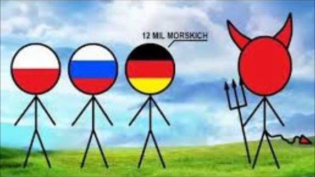 Kawały o Polaku Rusku i Niemcu