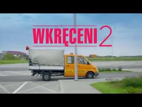 komedia polska(Wkręceni 2)  caly film