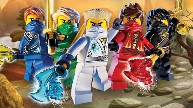 LEGO Ninjago: Mistrzowie Spinjitzu | Cały Sezon Czwarty – Turniej Zywiołów!