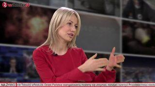 Magdalena Ogórek wRealu24 o państwie PiS, węglu, wściekłych atakach na Polskę, systemie i Niemcach!