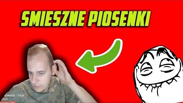 MAHONEK POKAZUJE STARE ŚMIESZNE PIOSENKI/ ŚMIESZNE MOMENTY/ZOBACZ!!
