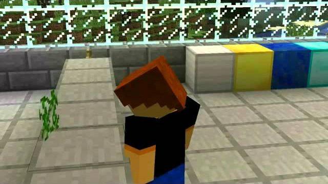 Minecraft śmieszne.  Przygody z Mietkiem.