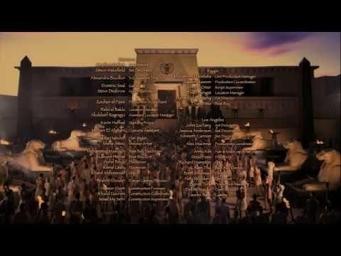 MUMIE – SEKRETY FARAONÓW – seria IMAX, cały film