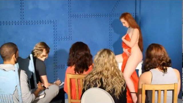 Najbardziej Krępujący Moment – Modelka Puszcza Bąki na ASP!