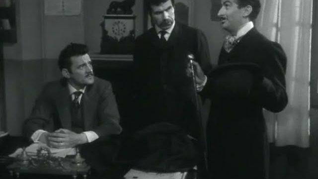 Nocny rycerz / Le Chevalier de la nuit [1953] cały film PL napisy
