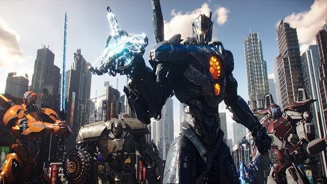 Pacific Rim: Rebelia Cały Film PL on line