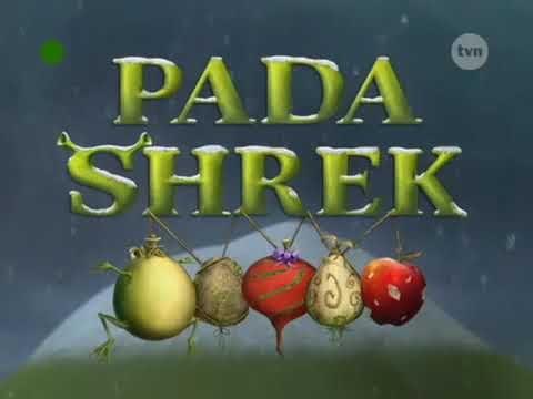 Pada Shrek – Święta u fiony i shreka cały film