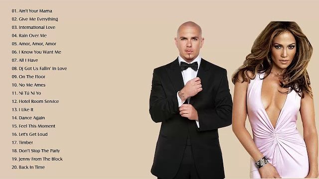 Pitbull, Jenifer Lopez Greatest Hits – Best Song Of Jenifer Lopez, Pitbull 2018