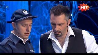 Policja   Kabaret Młodych Panów Ani Mru Mru pod Wyrwigroszem