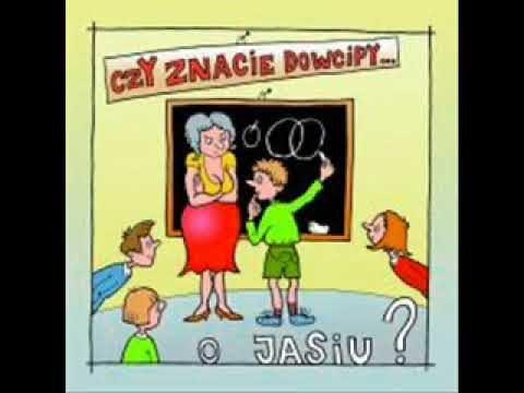 Śmieszne kawały o Jasiu