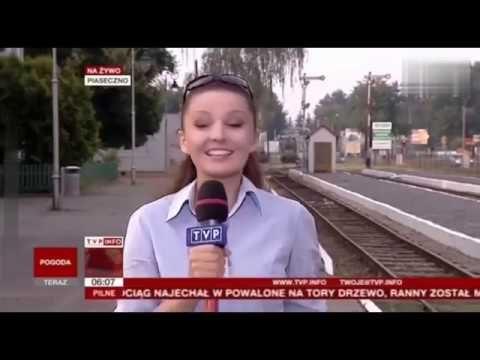 ? Śmieszne momenty w telewizji polskiej  NAJLEPSZE WPADKI NA ZYWO