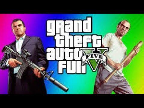 Śmieszne momenty|Grand Theft Auto {Funny}