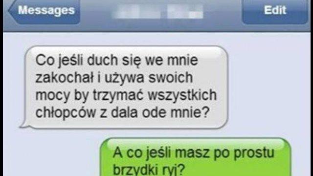 Śmieszne Rozmowy SMS –  Najlepsze Memy 2017