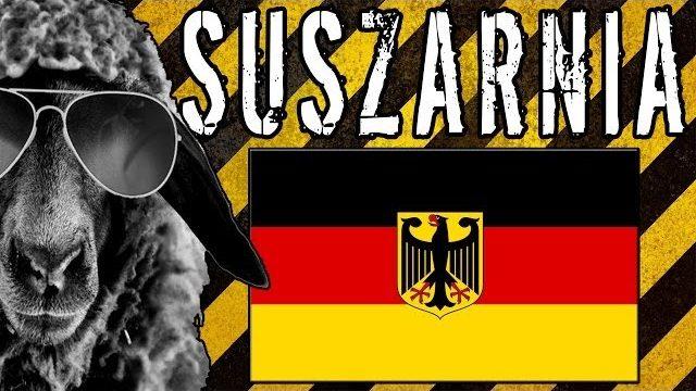 [SUSZARNIA] Polacy śmieją się z Niemców, czyli kawały niepoprawne politycznie [CZARNE OWCE]