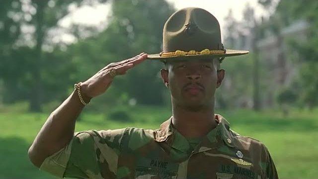 Szczeniackie wojsko (Major Payne) / 1995 / cały film / PL lektor