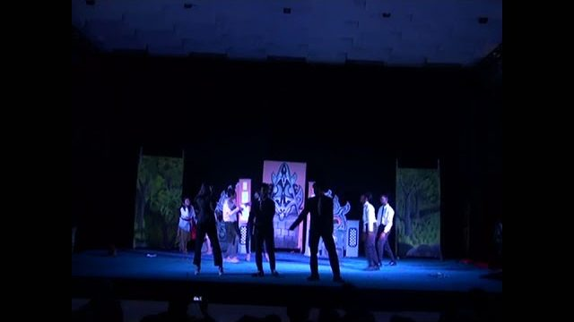 "Team Kabaret Wanieund ""Wasukih"" Reang Kabaret SMANSABA ENTERTAINMENT"