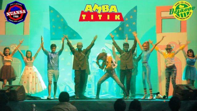 TEATER NUANSA SMAN 11 BANDUNG – AMBA TITIK 2017 ( juara 1 Festival Kabaret LOKASI UPI)