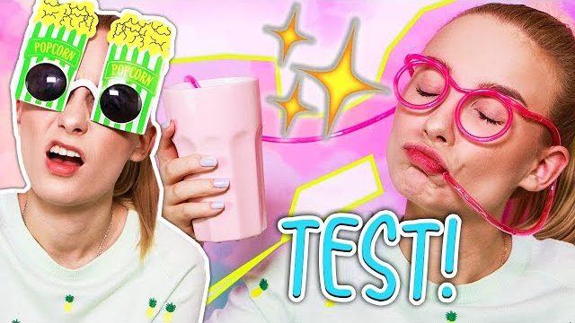 TEST! ? Śmieszne okulary z Aliexpress  ? CHINA POST