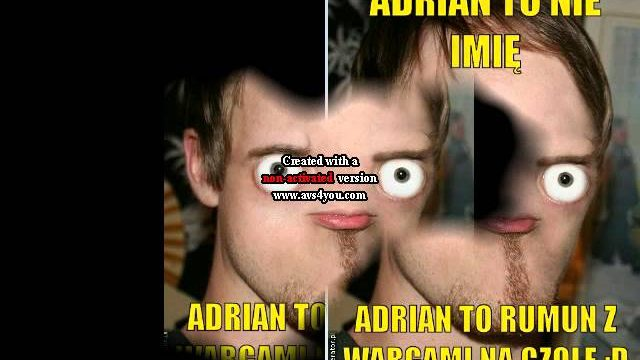 Top 5 kawałów o Adrianie