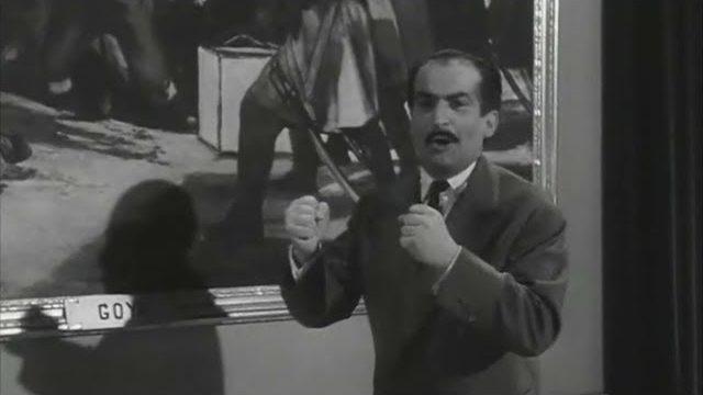 Tot?, Eva e il pennello proibito [1959 ] cały film PL napisy