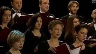 Trójka w Trójce – Piosenki Kabaretu Starszych Panów w wykonaniu chóru Collegium Musicum (2001)